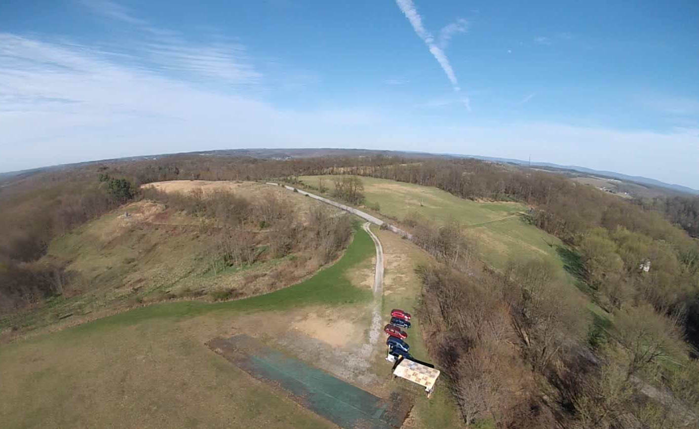 MARCS Field Eastern View