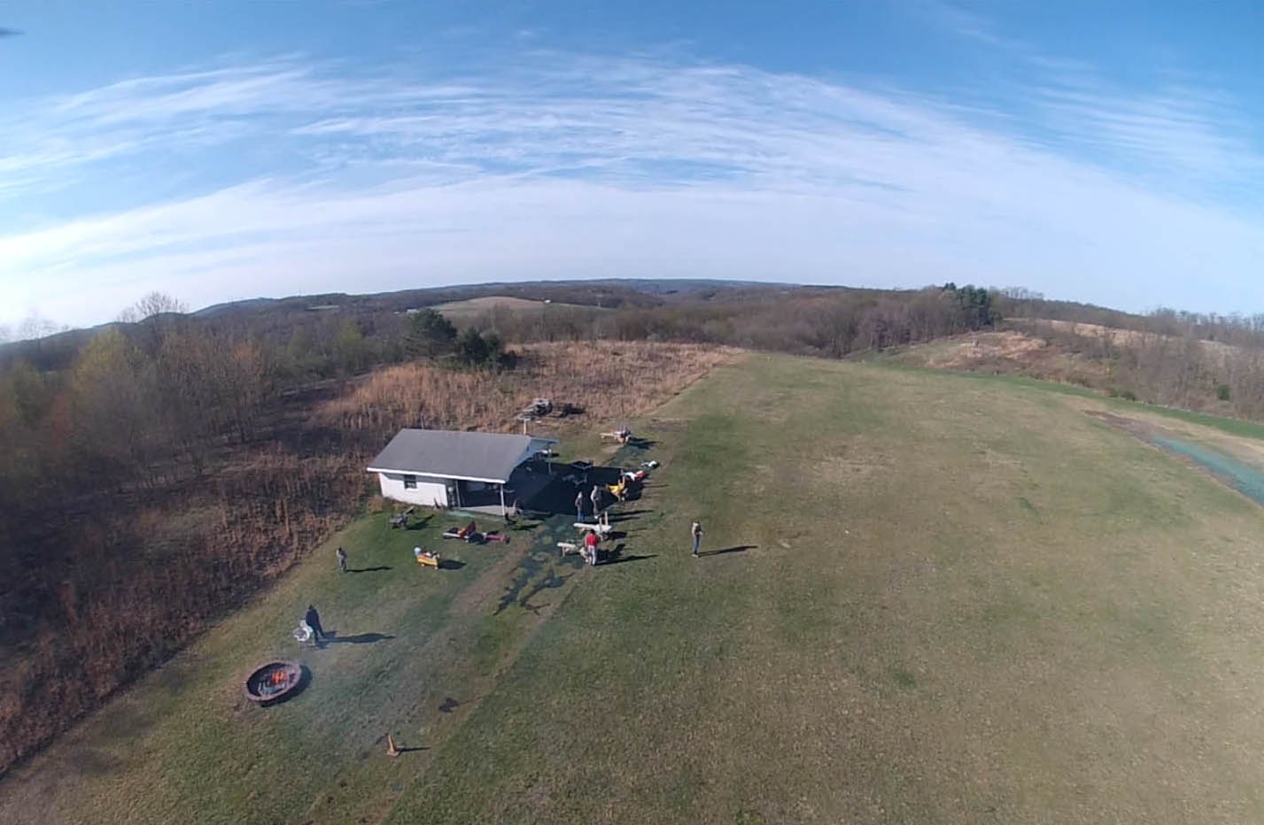 MARCS Field Northern View