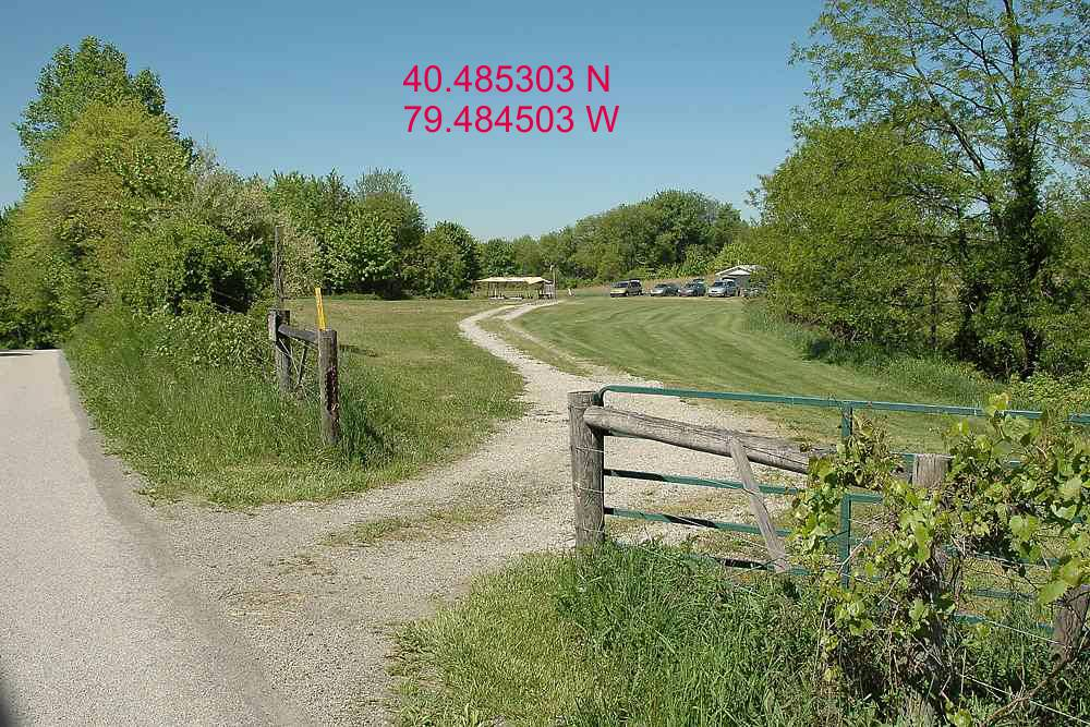 Gate View of Downes Field